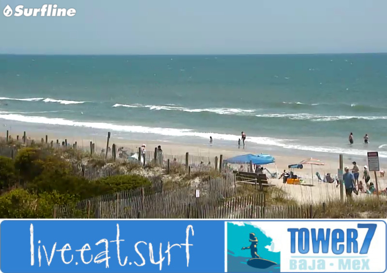 Surfline At Wrightsville Beach