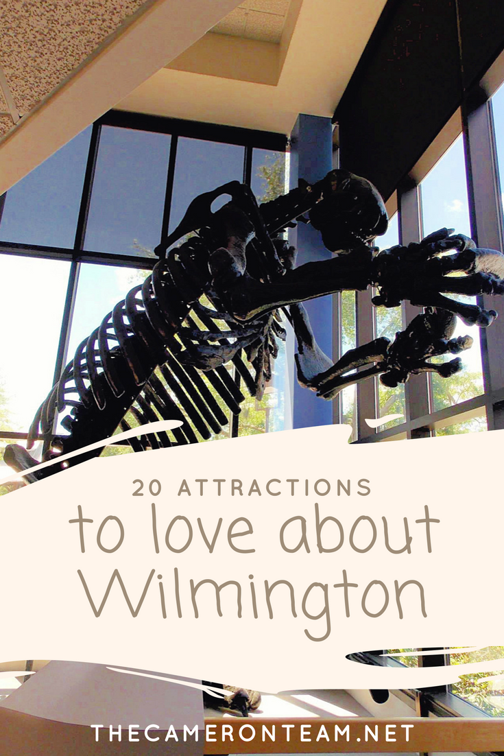 20 Attractions to Love About Wilmington
