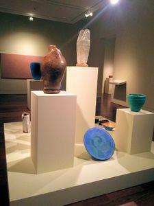 Cameron Art Museum Exhibit