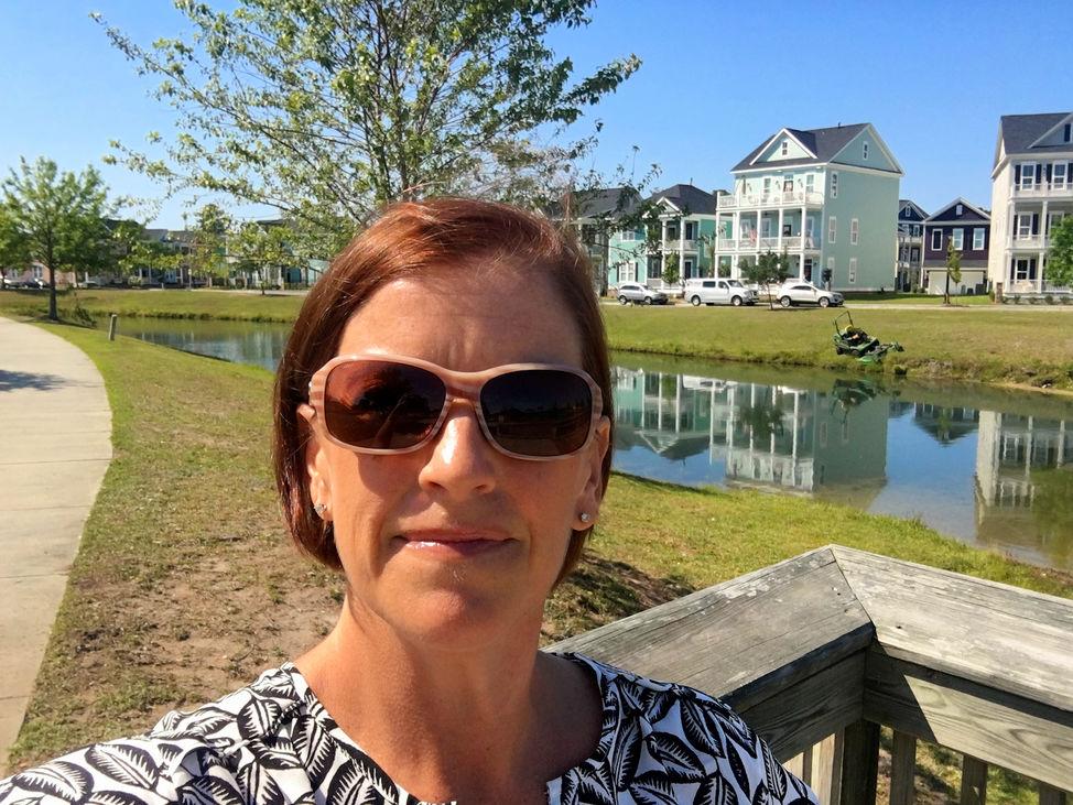 Melanie Cameron in Myrtle Beach