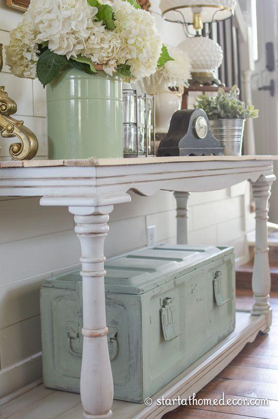 Start At Home - Ammo Box - Milk Paint