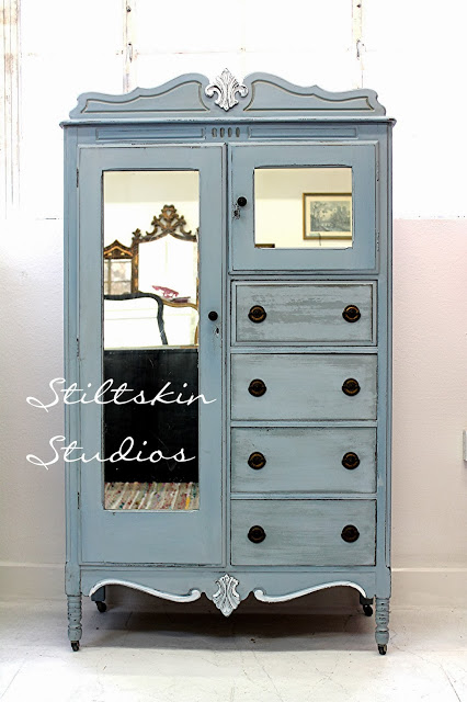 Stiltskin Studios - Chifferobe - Milk Paint