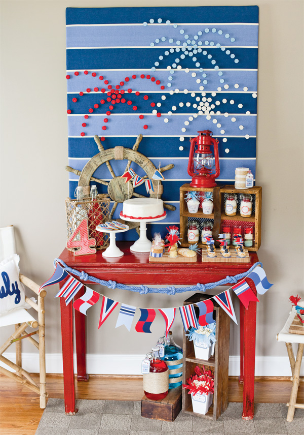 Anders Ruff - 4th of July Cork Art