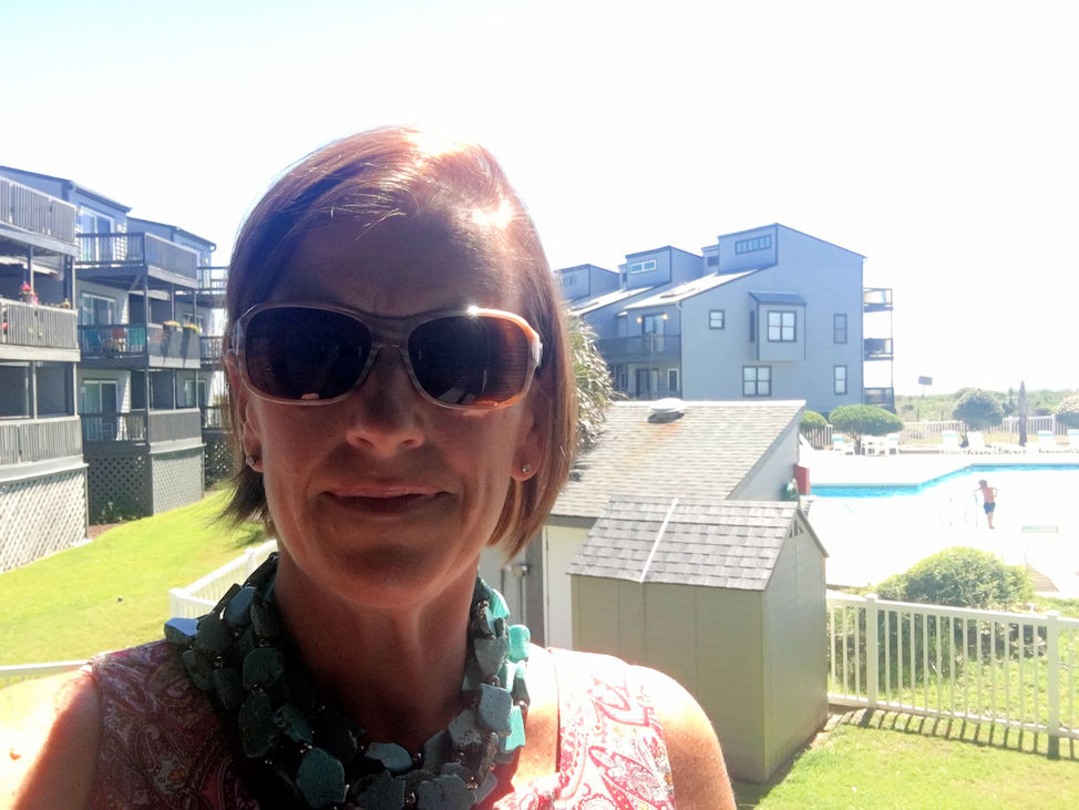Melanie Cameron at Shipwatch Villas