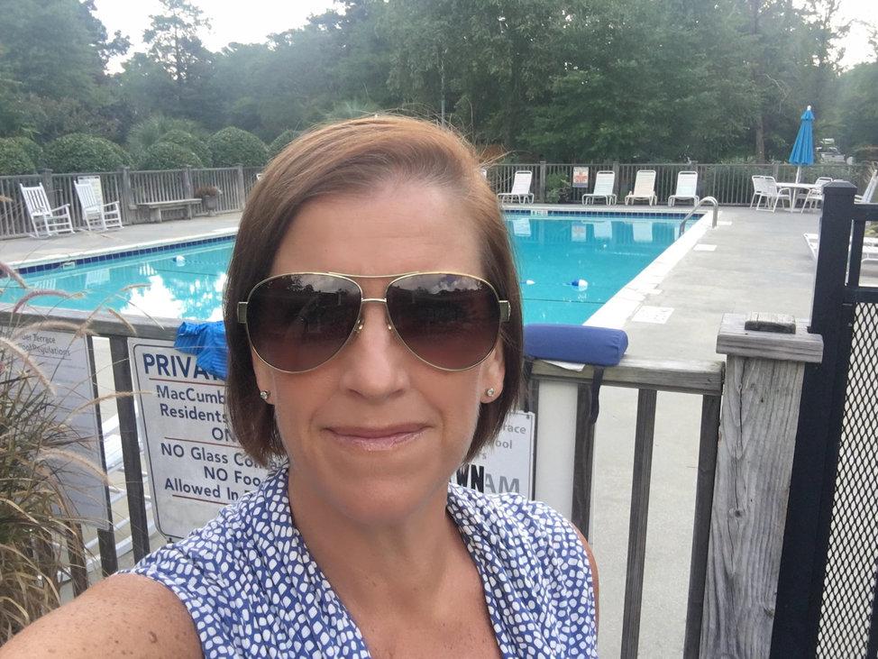 Melanie Cameron at MacCumber Terrace