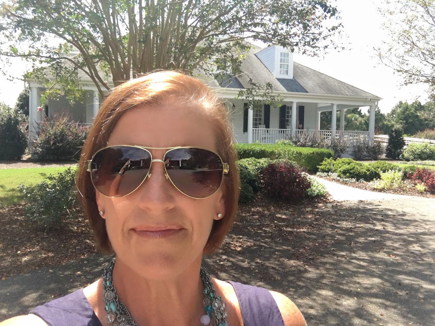 Melanie Cameron at Plantation Landing