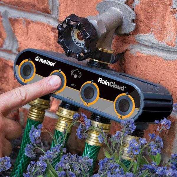 Melnor Raincloud Alexa Controlled Irrigation Timer