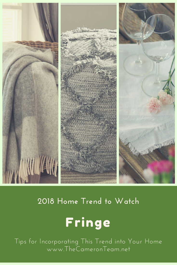 2018 Home Trend to Watch: Fringe