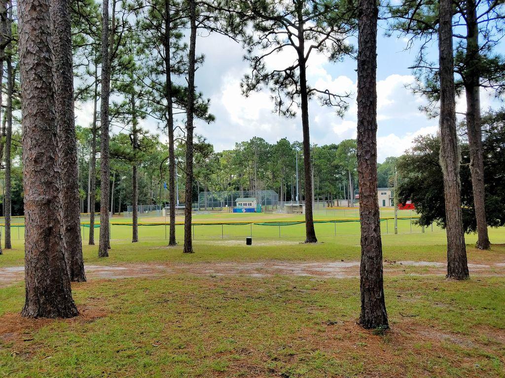 Hugh MacRae Park - Baseball Field