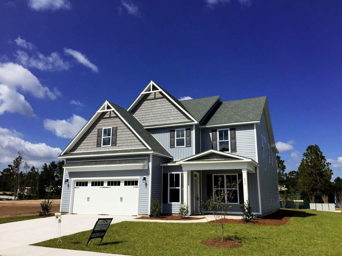 Roundtree Ridge - Example Home