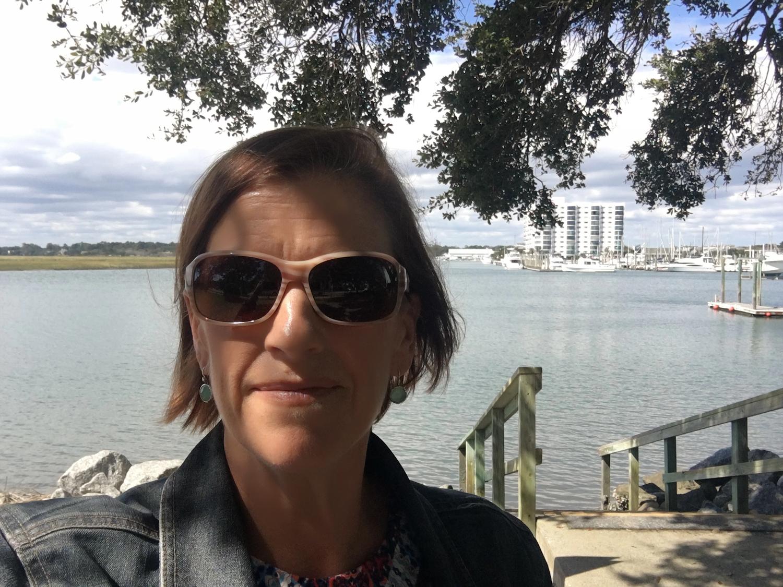 Melanie Cameron at Harbor Island