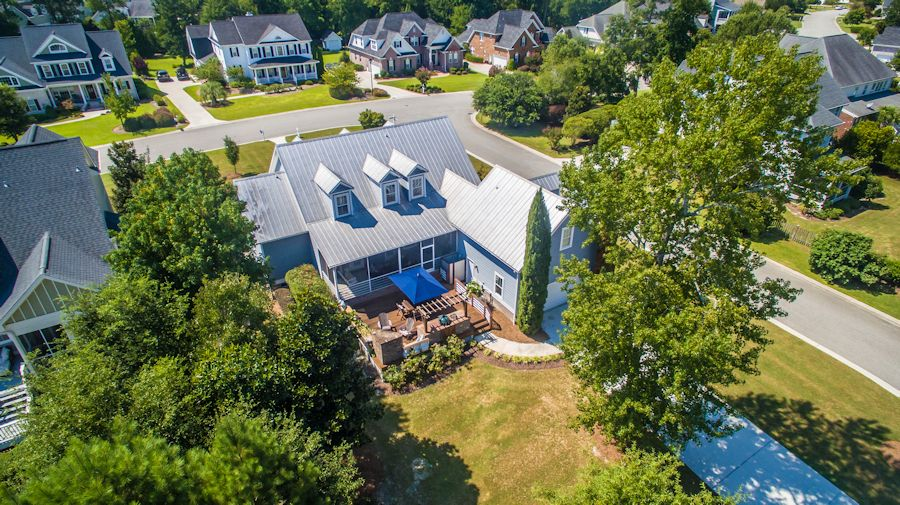 Aerial of Wilmington Community