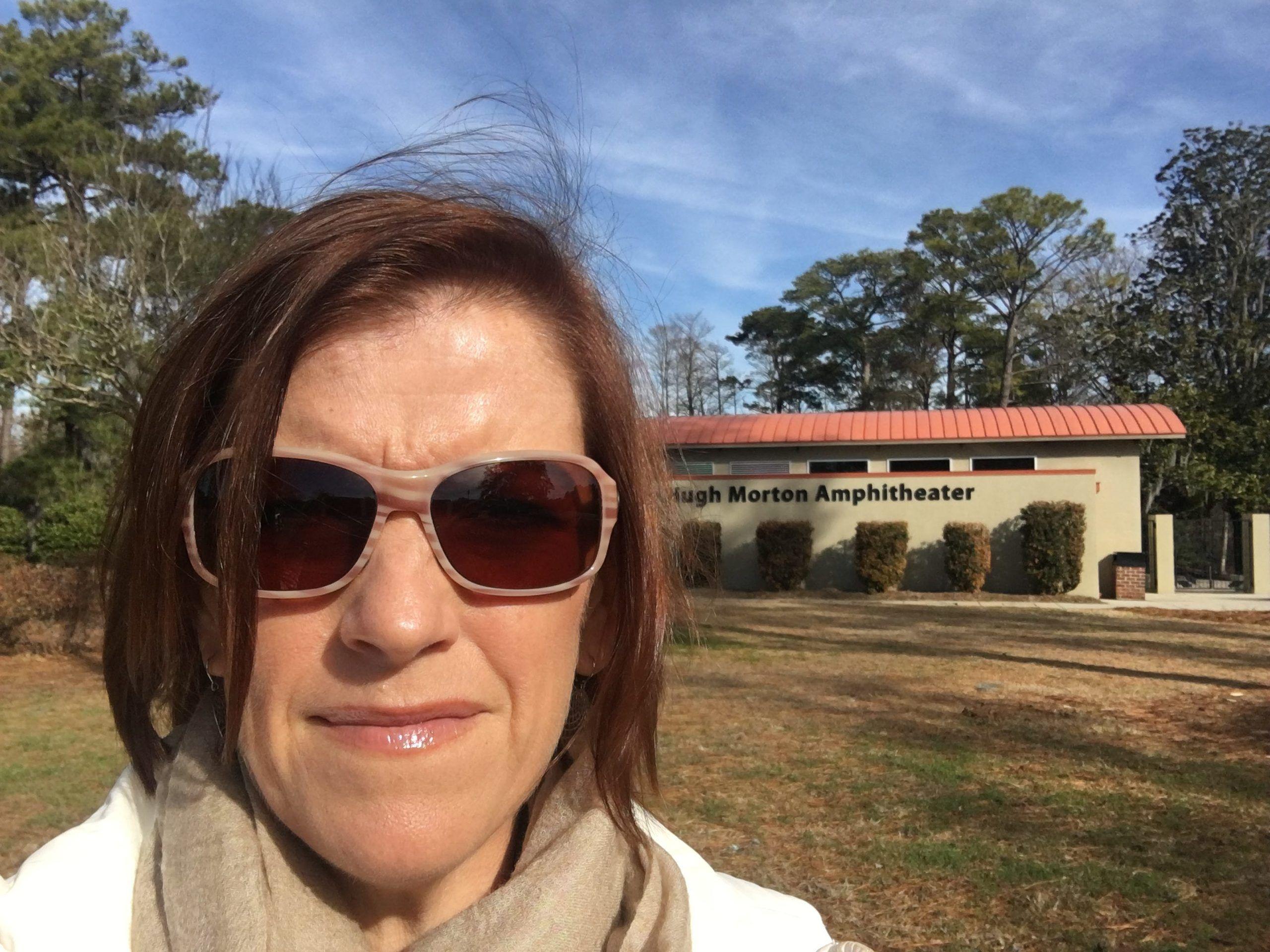 Melanie Cameron at Hugh Morton Amphitheater