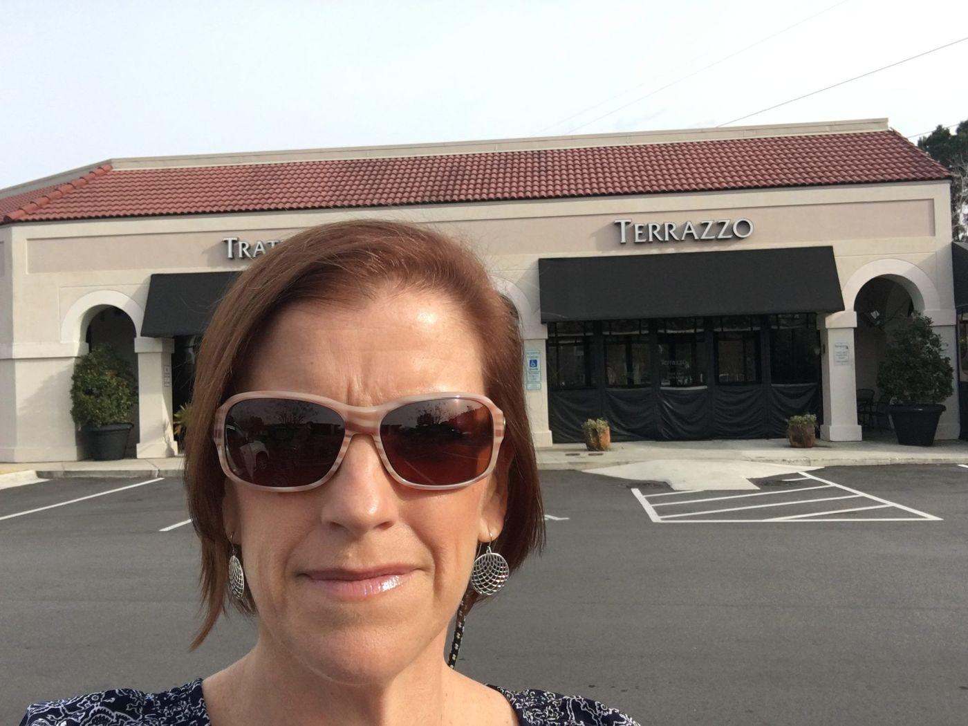 Melanie Cameron at Terrazzo Trattoria