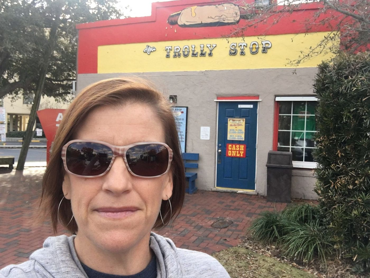My Favorite Places - Trolly Stop Hot Dogs