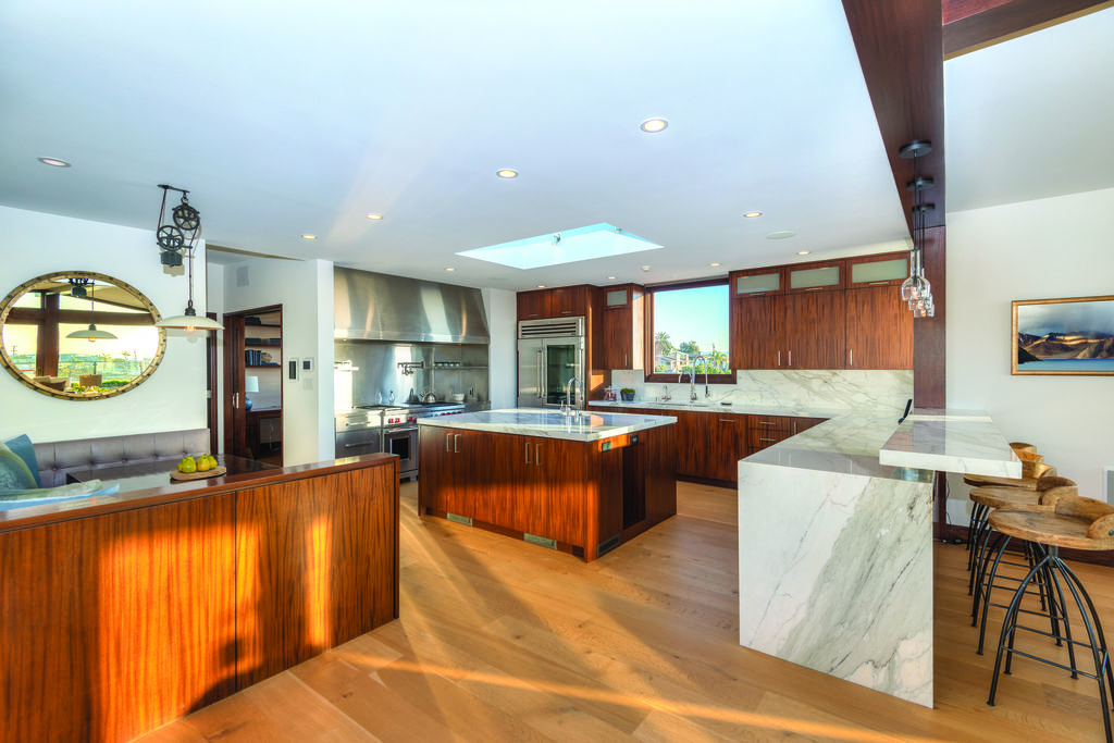 Coldwell Banker Global Luxury Gourmet Kitchen
