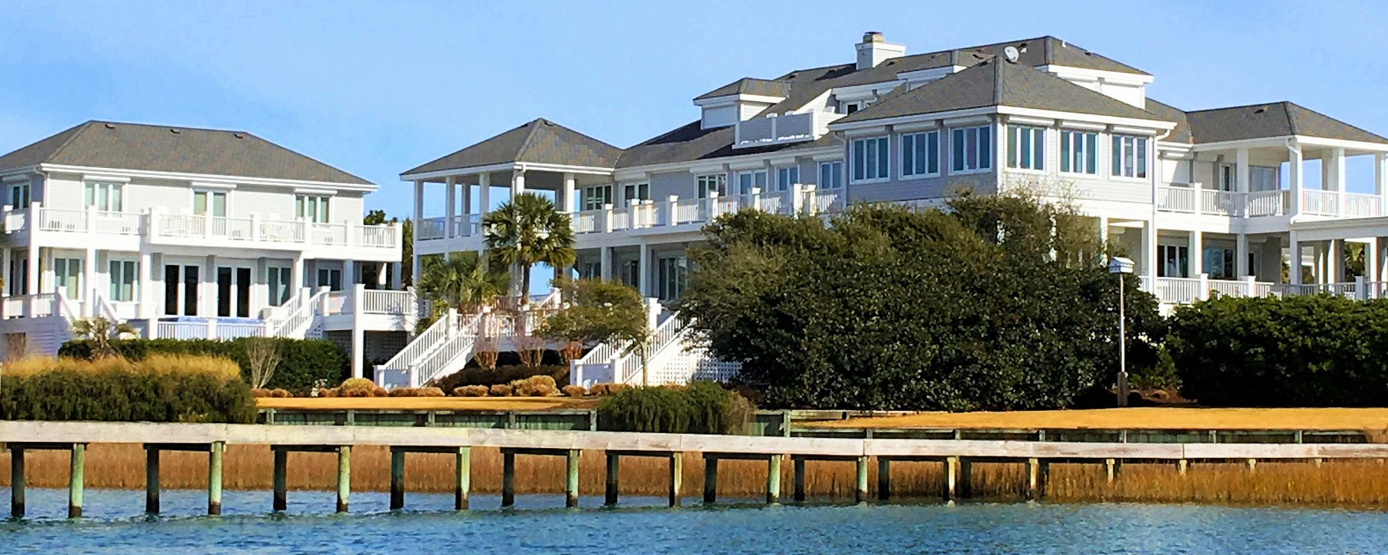Luxury Neighborhoods - Communities - Figure Eight Island