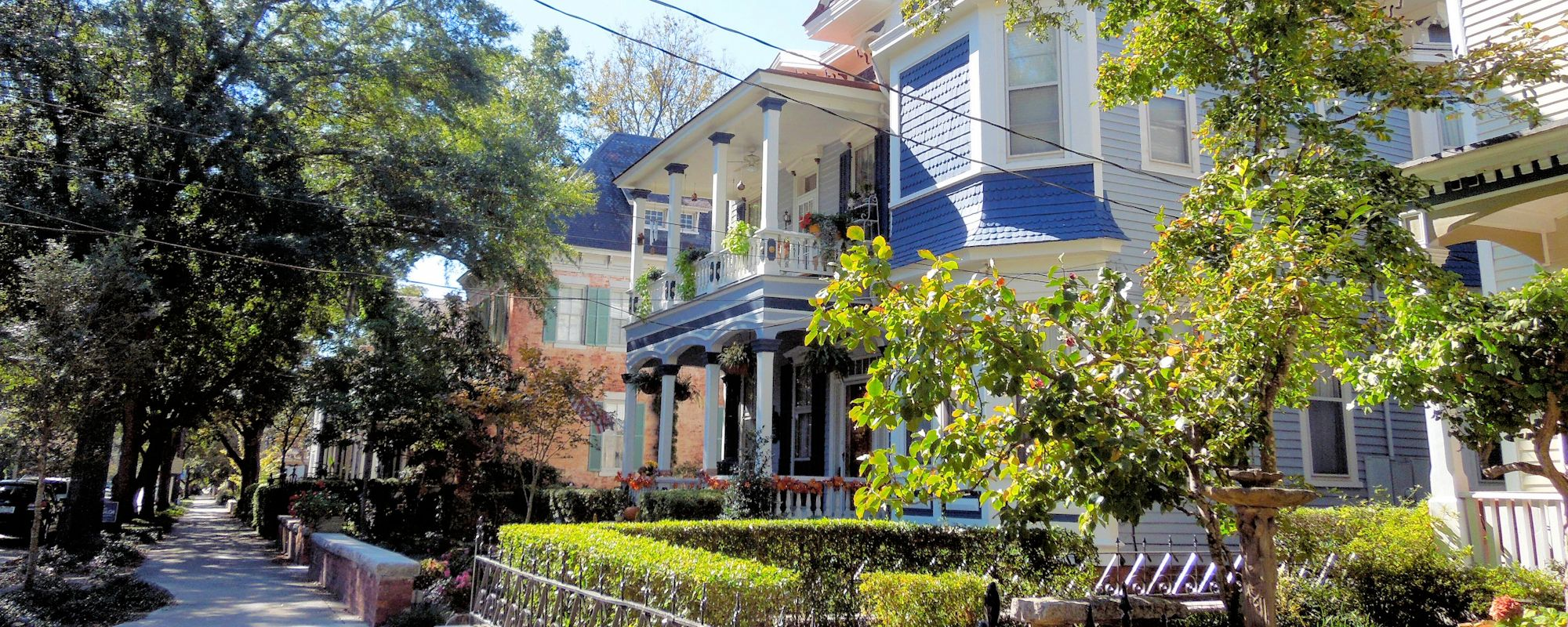 Luxury Neighborhoods - Communities - Historic District