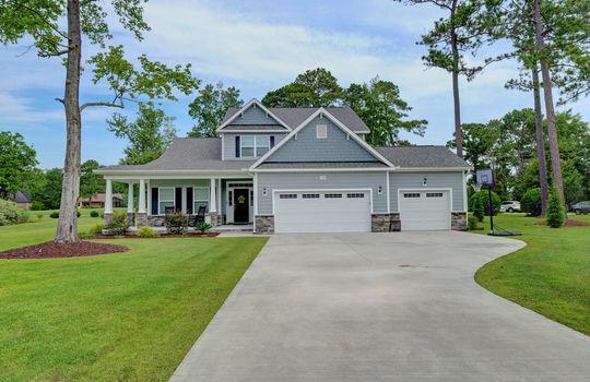 102 Golf Terrace Dr, Hampstead, NC 28443