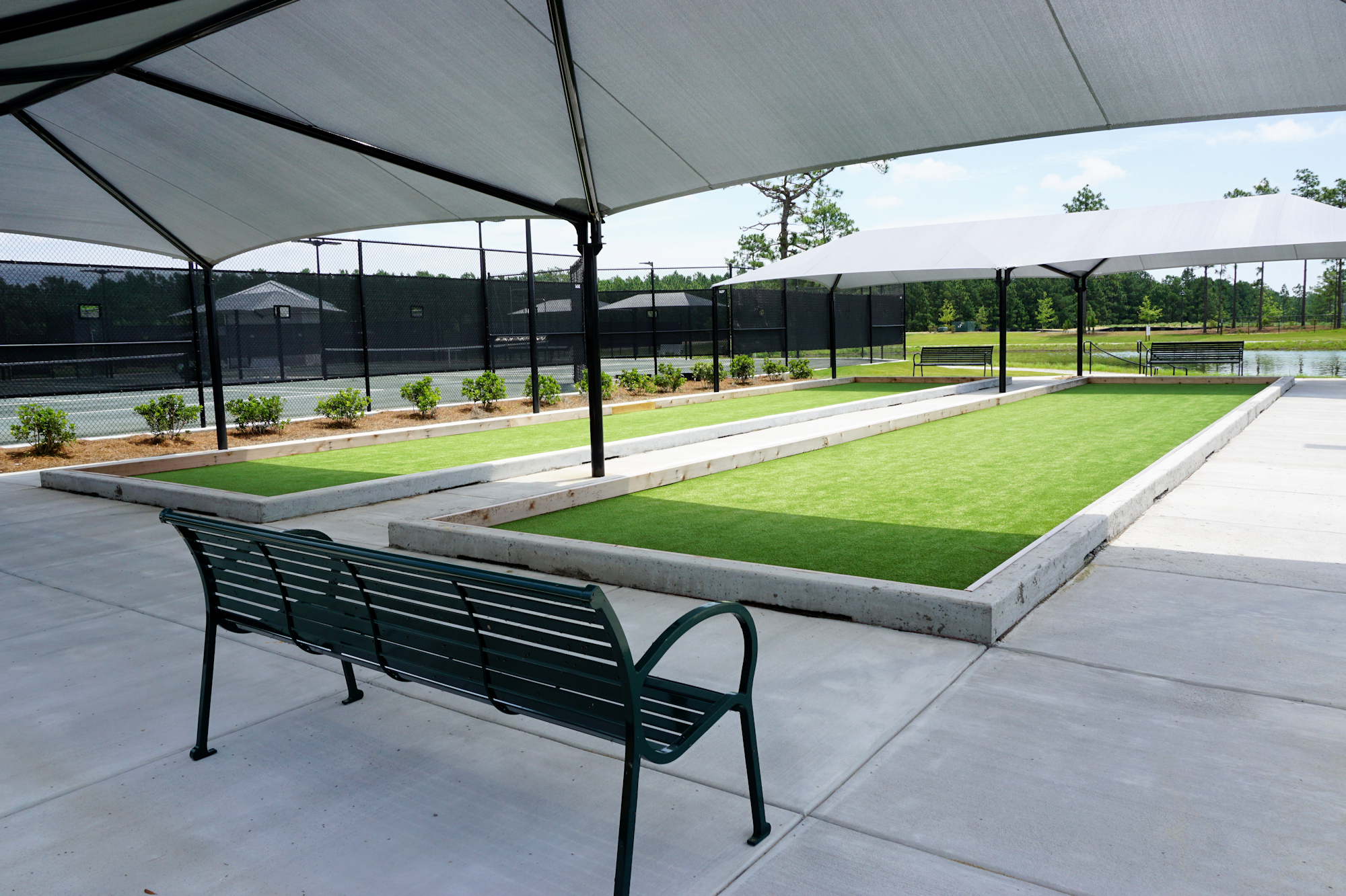 Del Webb of Wilmington - Bocce Ball
