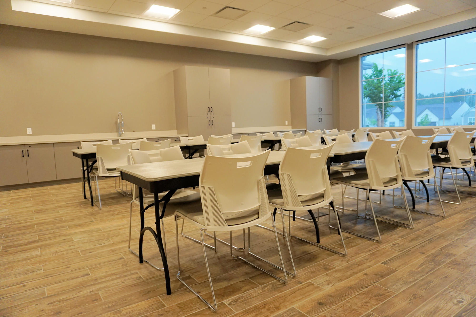 Del Webb of Wilmington - Classroom