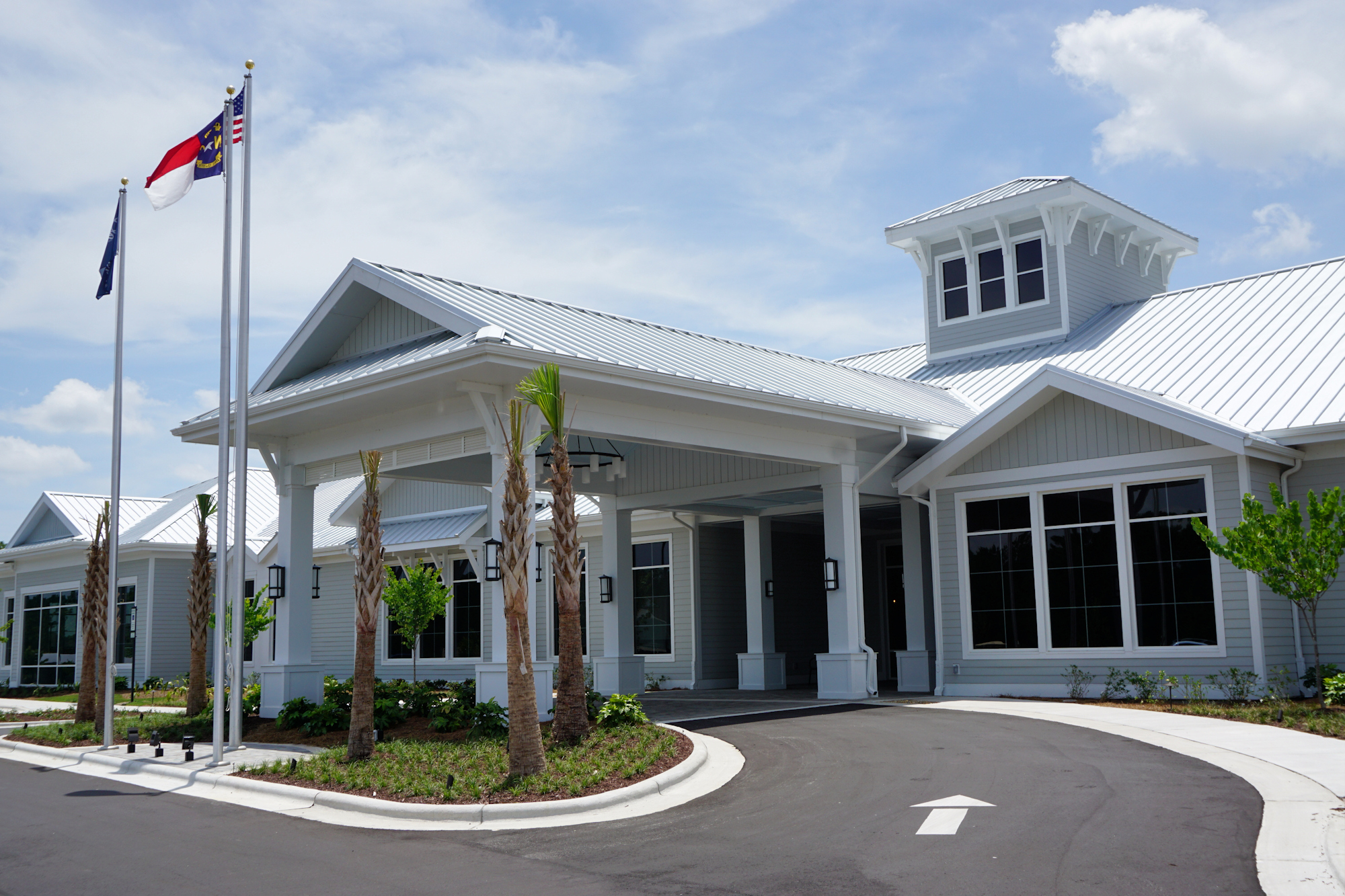 Del Webb of Wilmington - Clubhouse Exterior