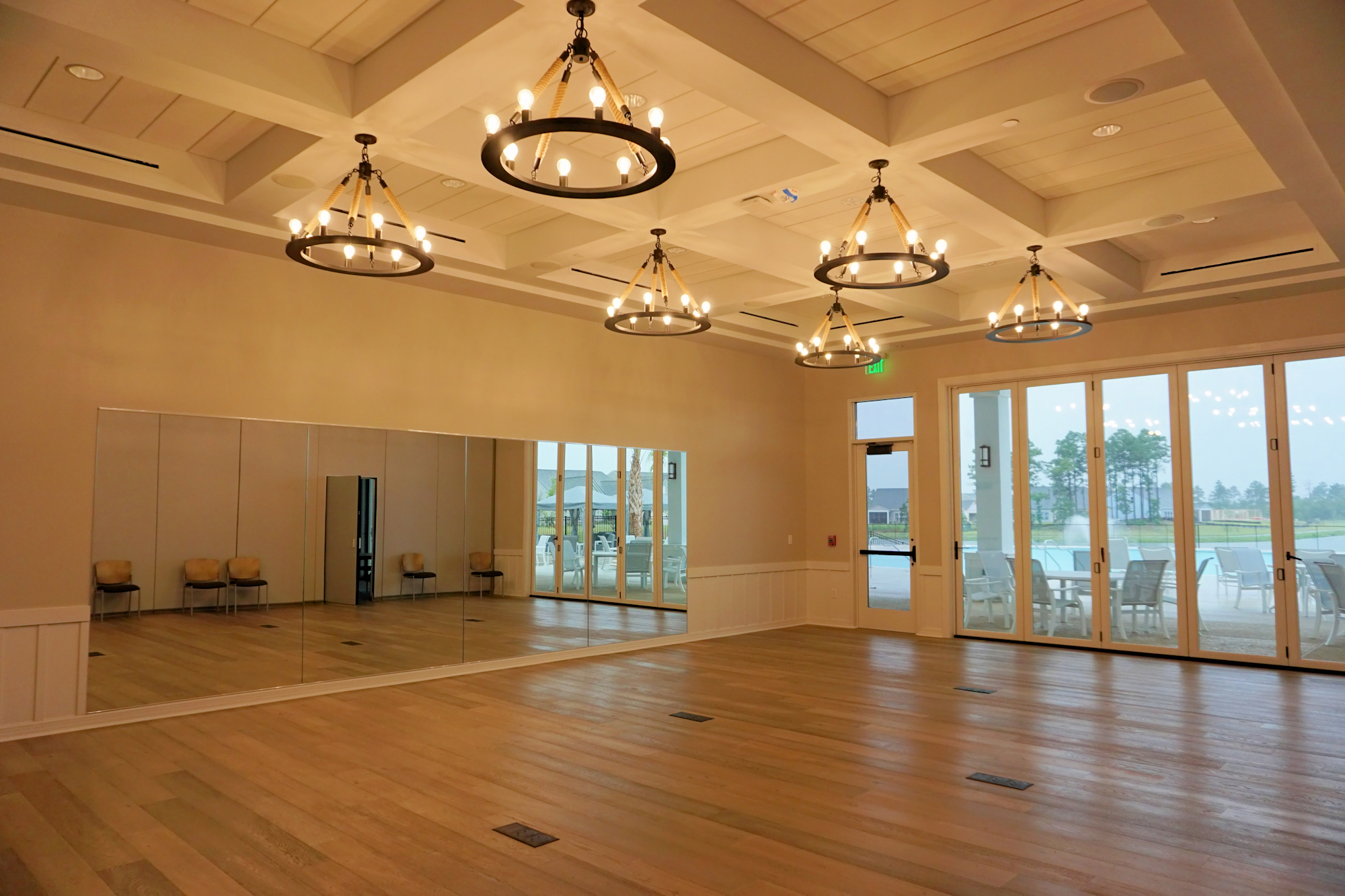 Del Webb of Wilmington - Dance Studio