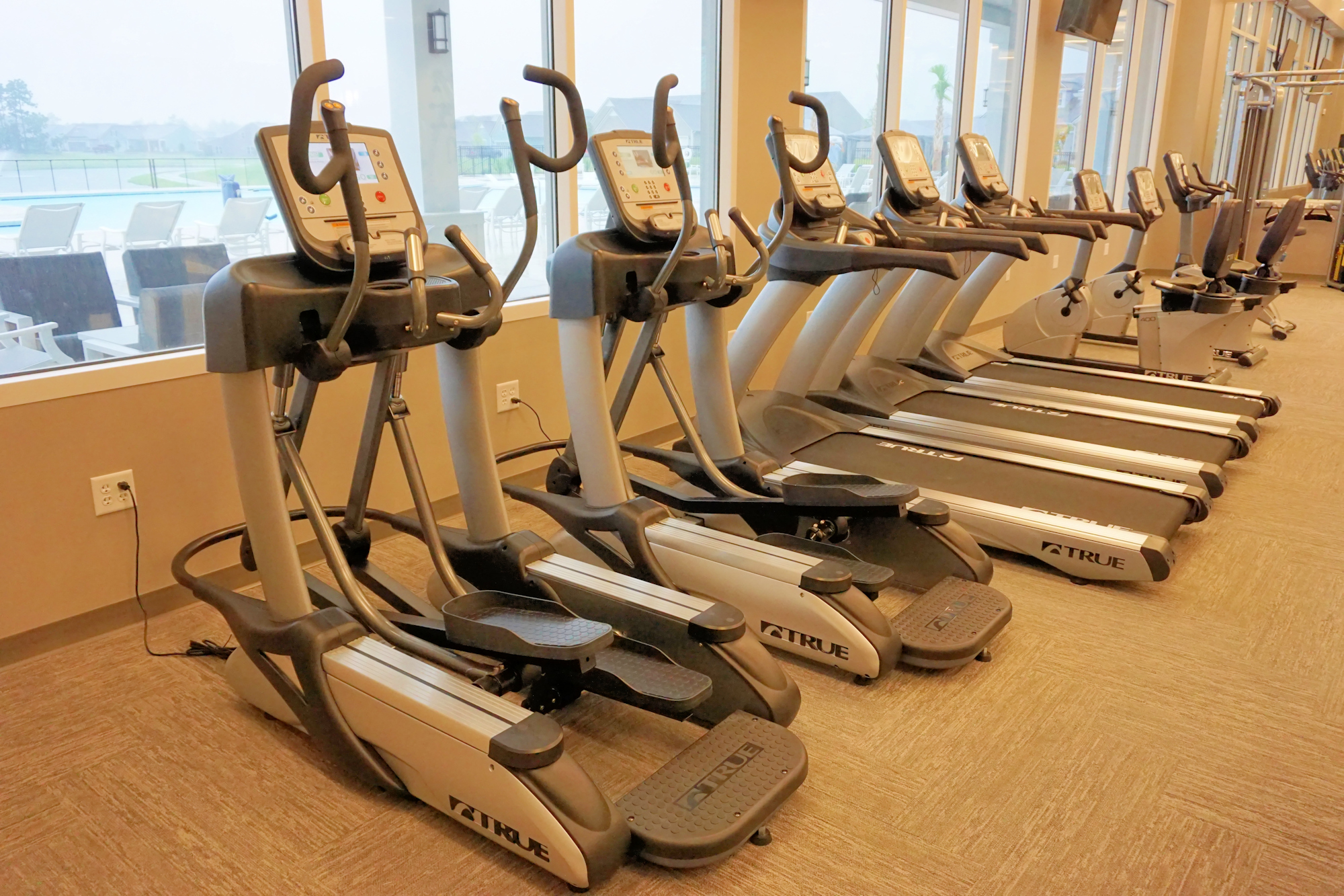 Del Webb of Wilmington – Fitness Center