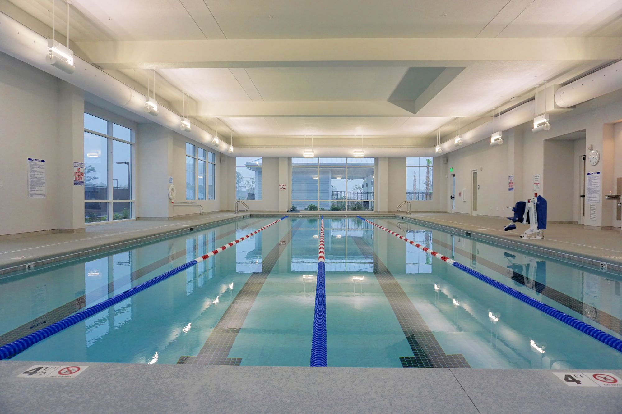 Del Webb of Wilmington - Indoor Lap Pool