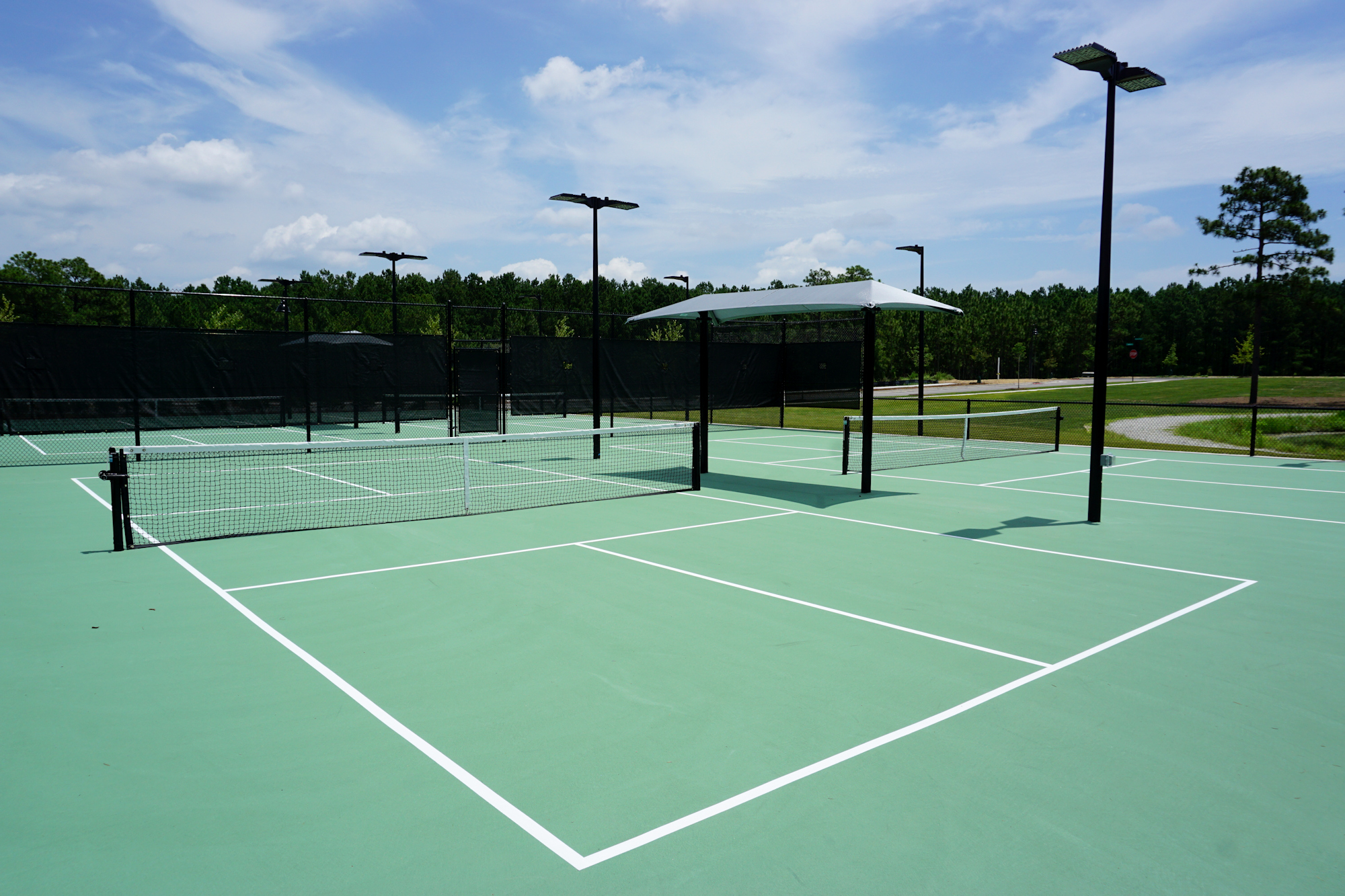 Del Webb of Wilmington - Pickleball Courts