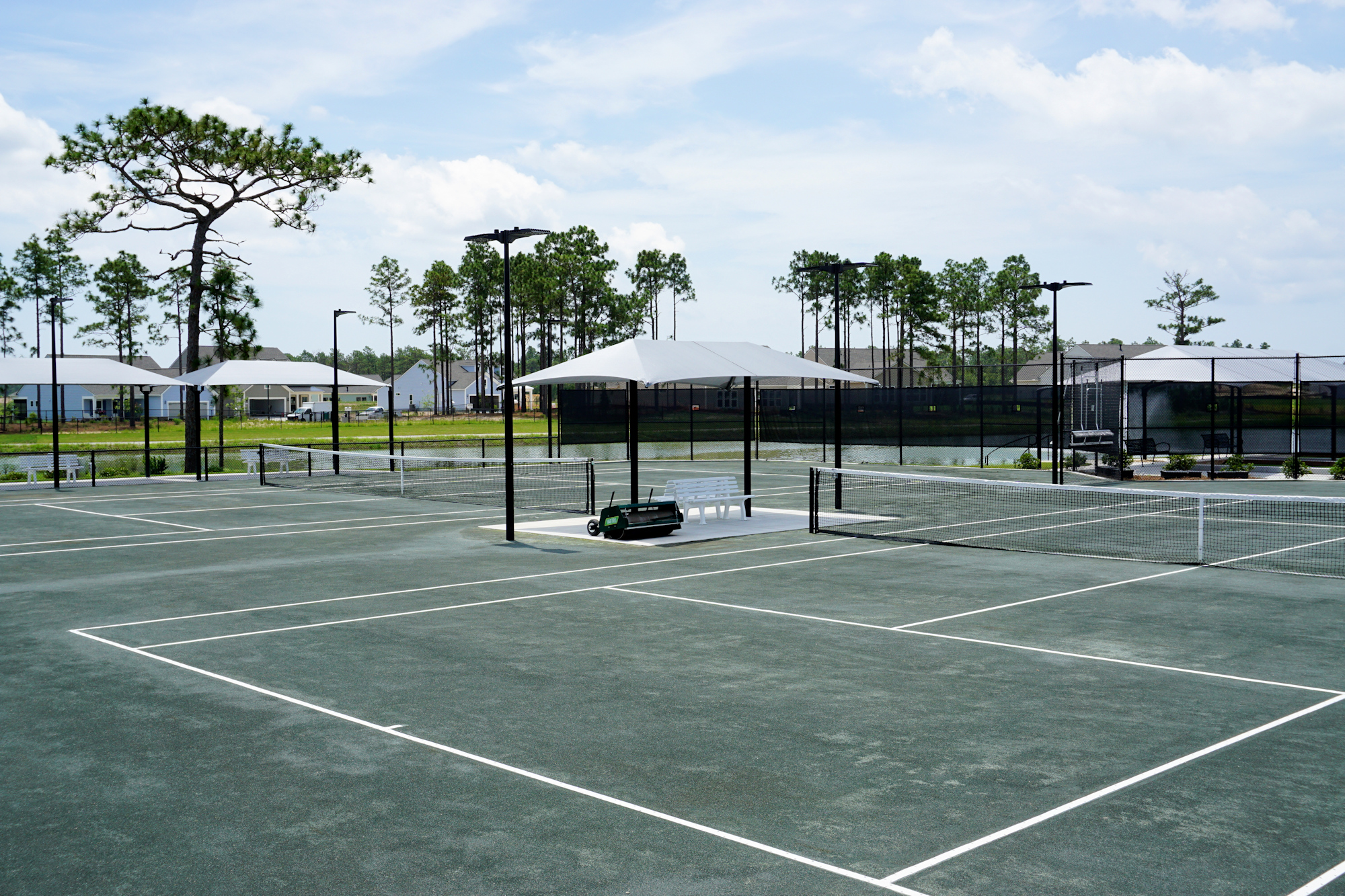 Del Webb of Wilmington - Tennis Courts