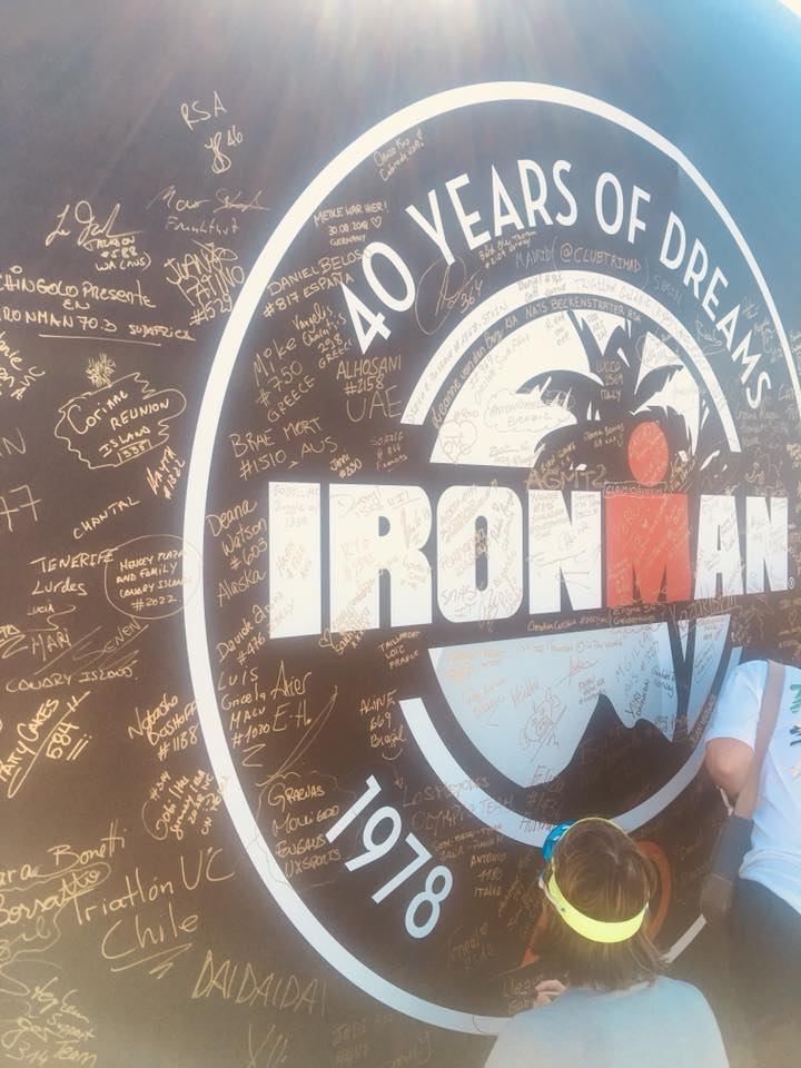 40 Years of Dreams at Ironman World Championship in South Africa