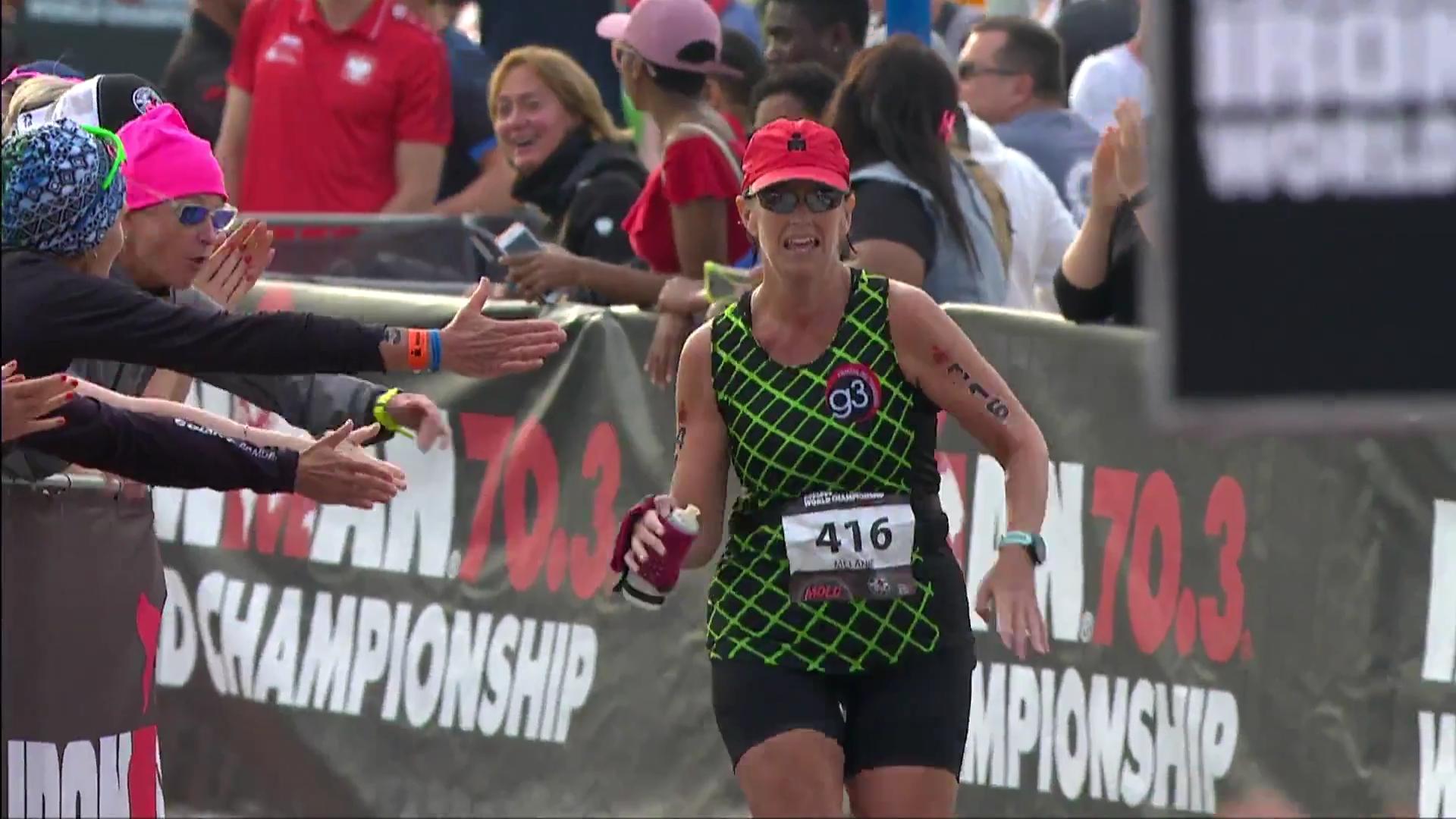 Melanie Cameron – Ironman World Championship 2018 12