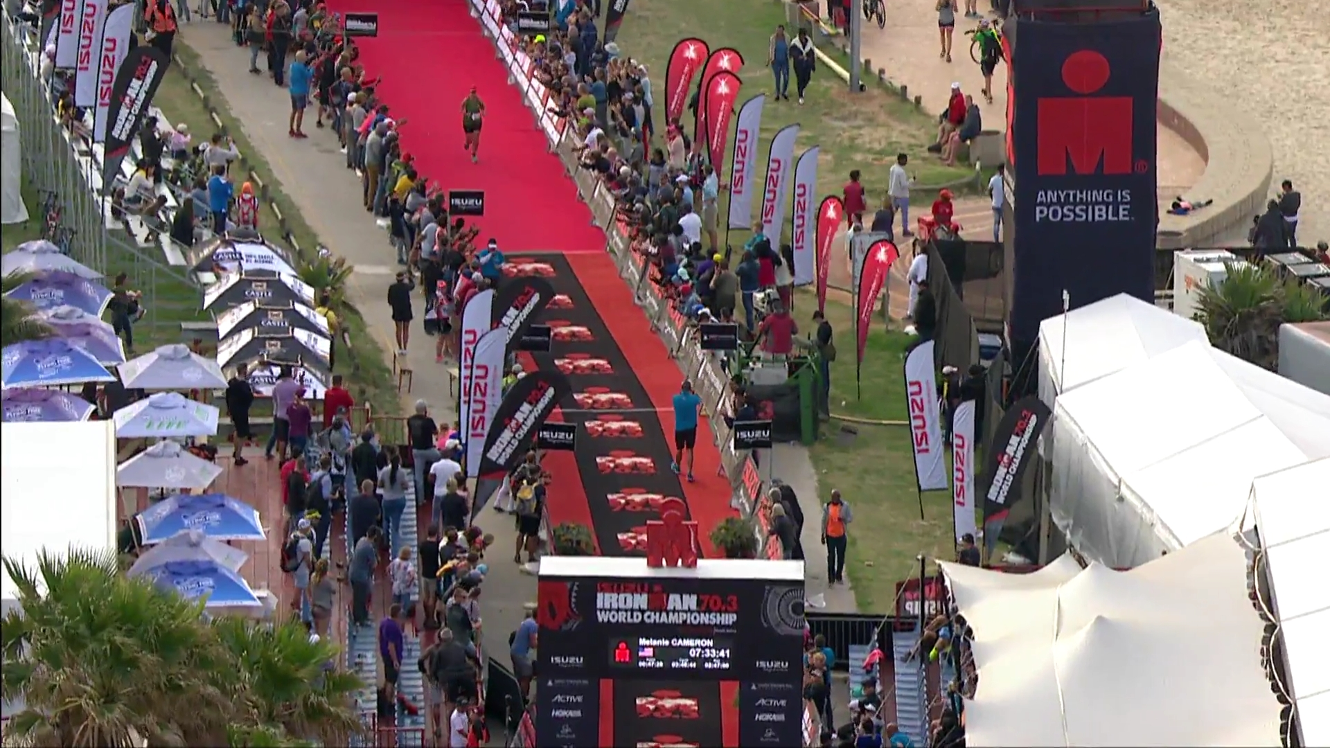 Melanie Cameron – Ironman World Championship 2018 13
