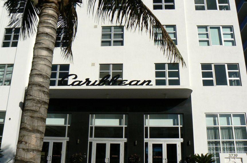 Caribbean Cono Miami Beach