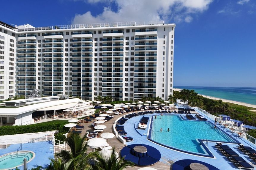 Roney Palace Miami Beach