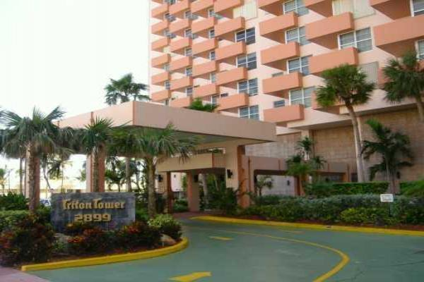 Triton Towers Miami Beach