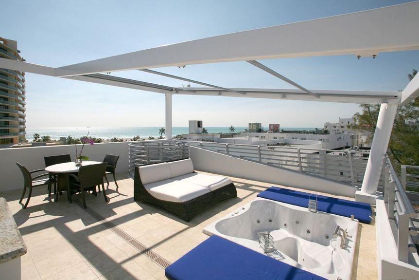 Z Ocean (Crowne Plaza) Hotel; Miami Beach, Florida, 2033