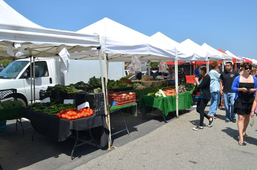 Farmer Markets in Ventura County