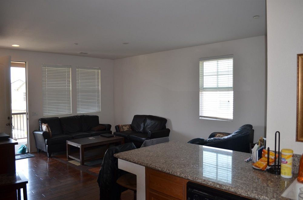 Riverpark Penthouse Condo for Sale living room