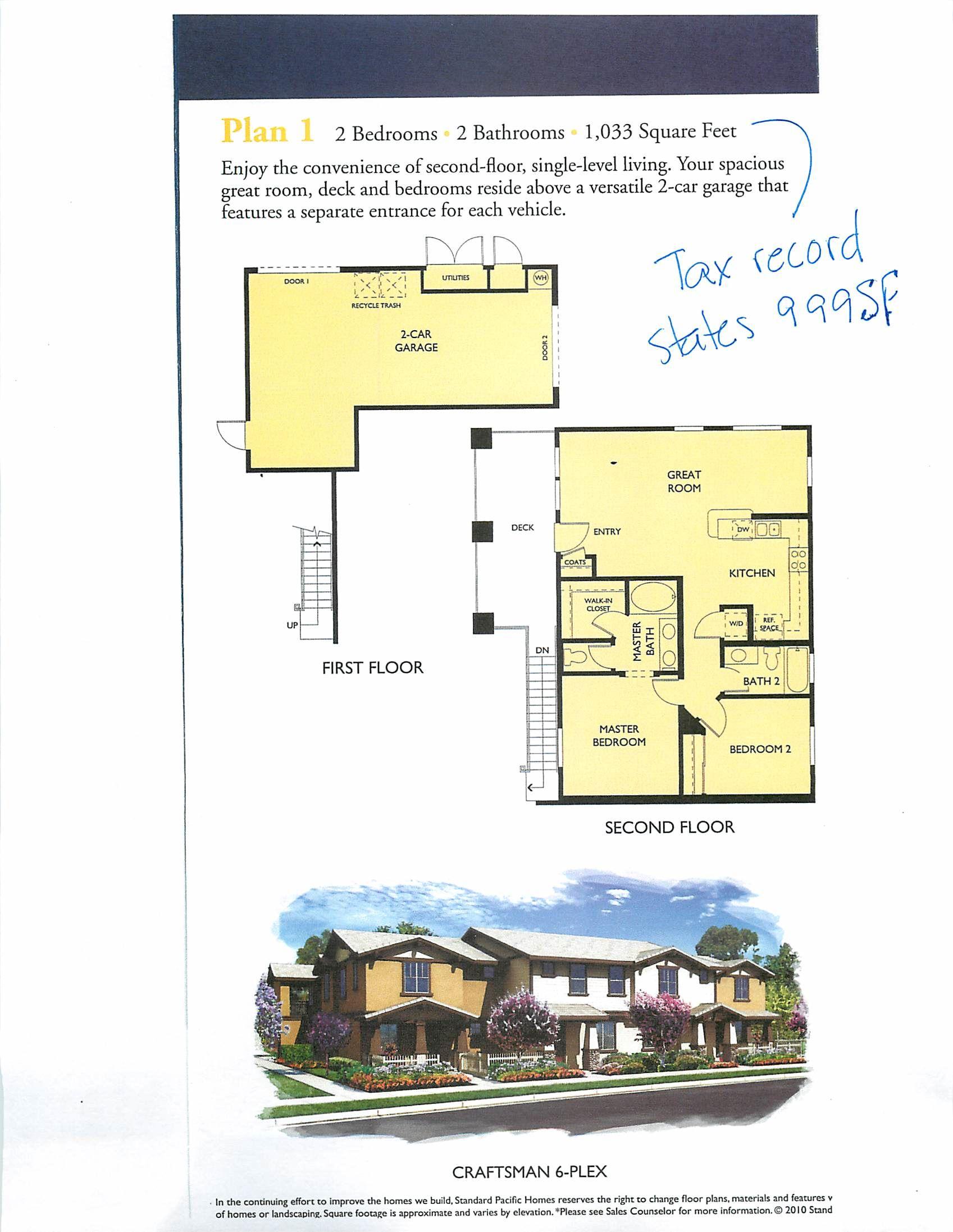 Riverpark Penthouse Condo for Sale floorplan