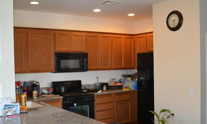 Riverpark Penthouse Condo for Sale kitchen