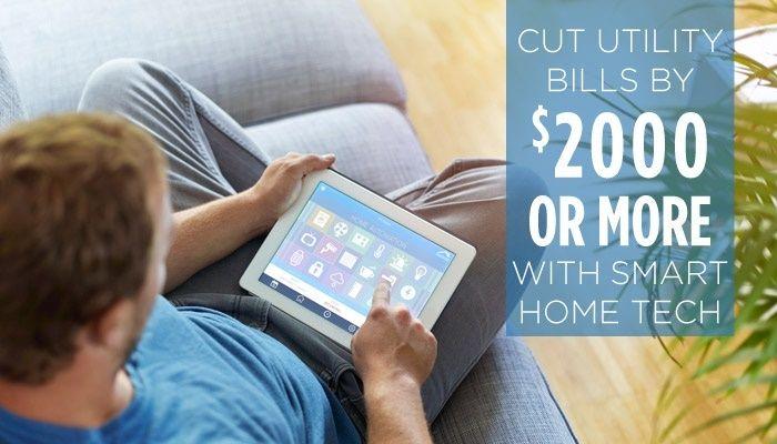 Smart Home Technology trends illustration