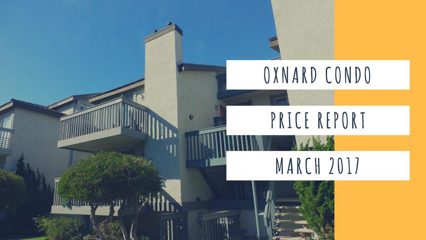 Oxnard Condo Price Report March 2017 example of Oxnard Condo