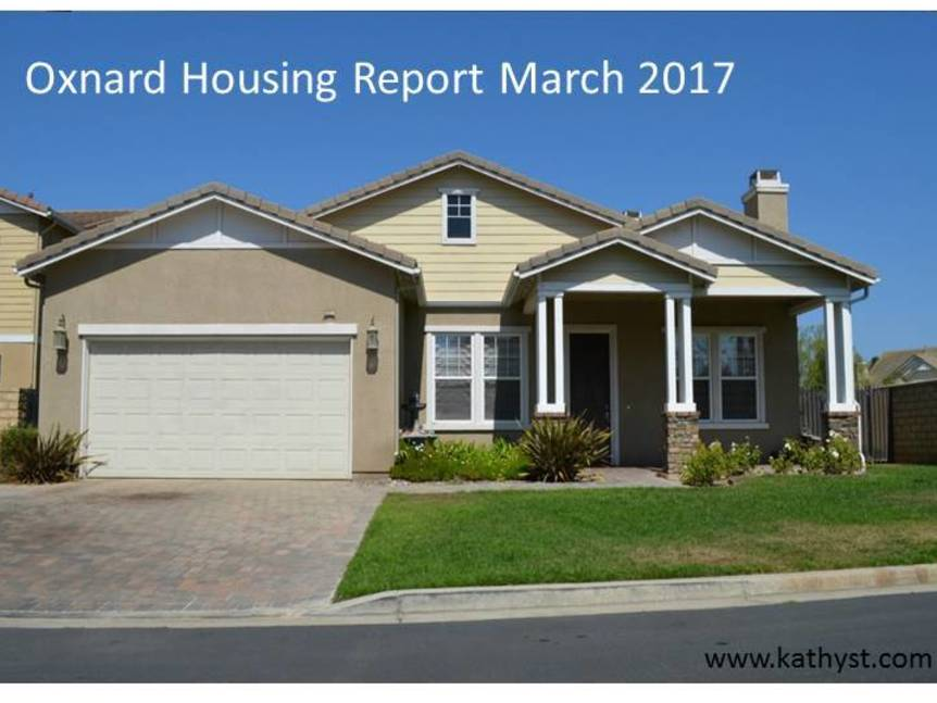 Oxnard Housing Report March 2017 example of Oxnard home