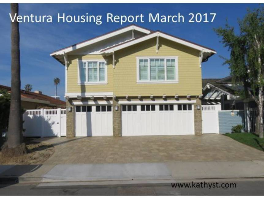 Ventura Housing Report March 2017 example of Ventura home