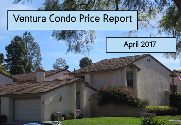 Ventura Condo Price Report April 2017 example of Ventura condo