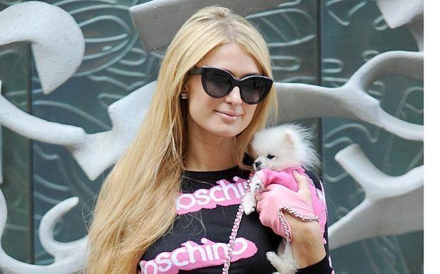 Mandatory Credit: Photo by Startraks Photo/REX Shutterstock (4210249k)  Paris Hilton  Paris Hilton out and about, New York, America - 17 Oct 2014