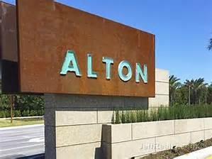 Alton Sign