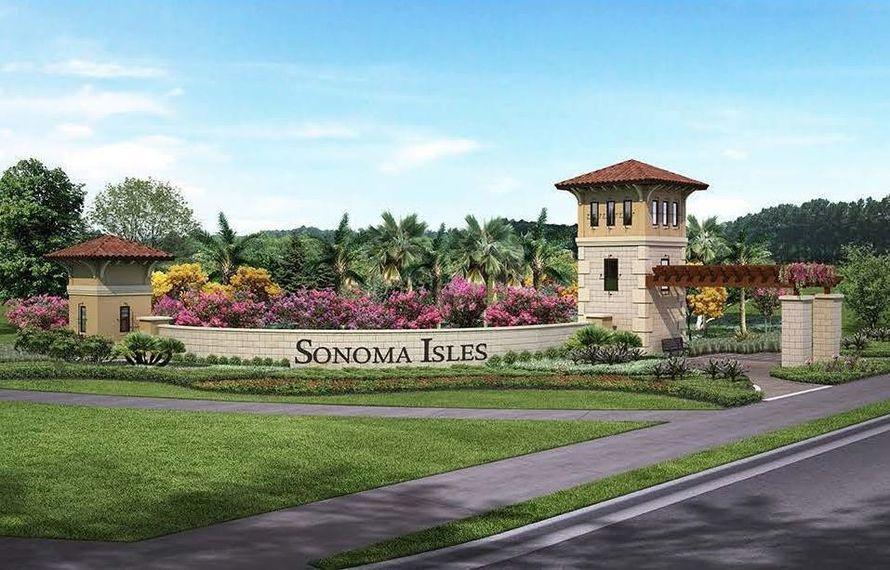 Sonona Isles Entry